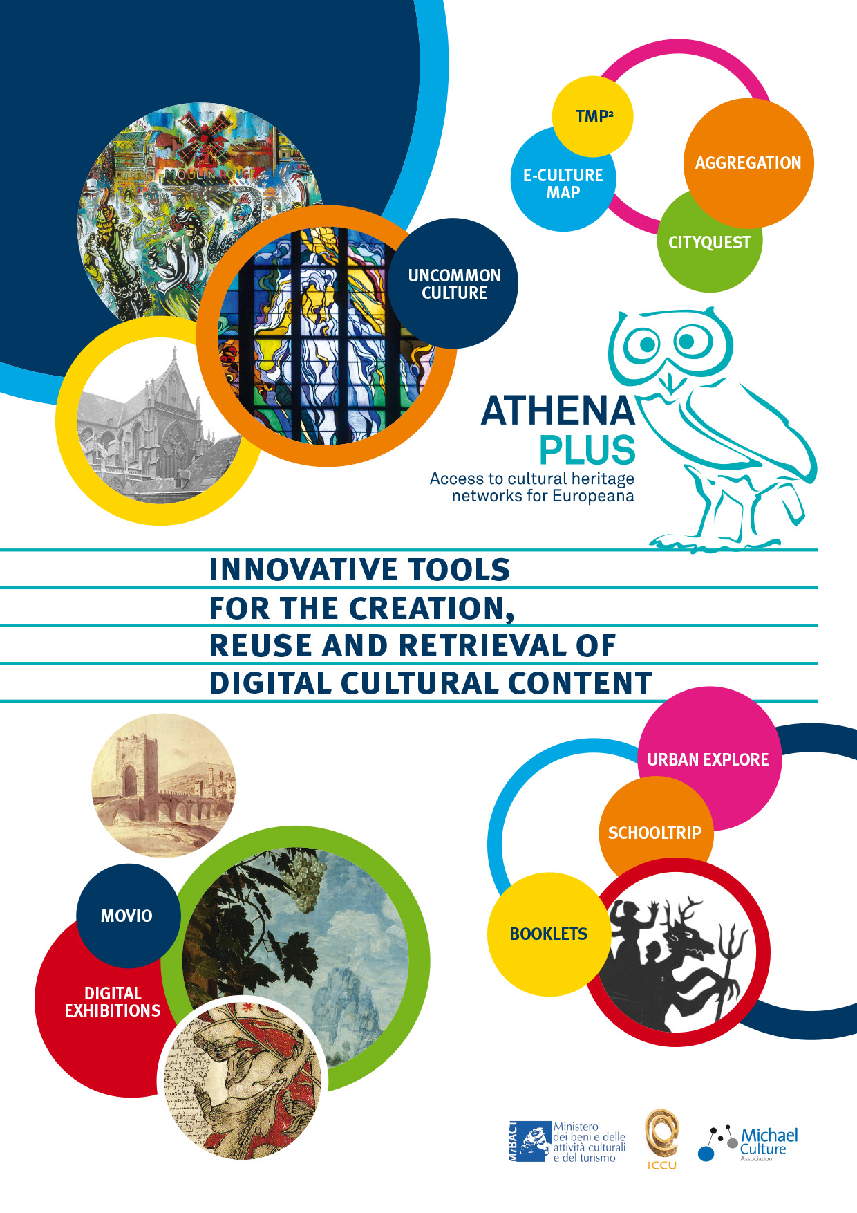 AthenaPlus Brochure (October 2015): cover