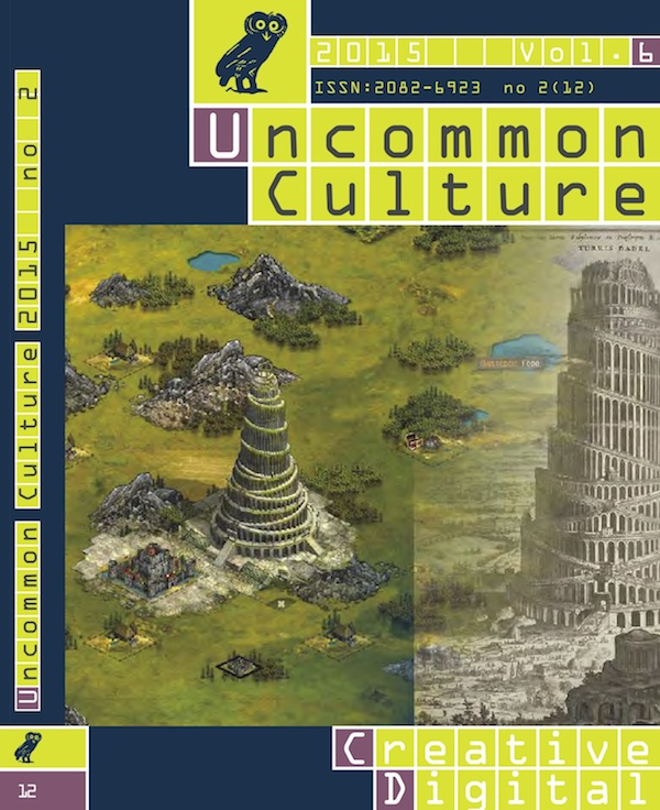 Uncommon Culture: Creative Digital
