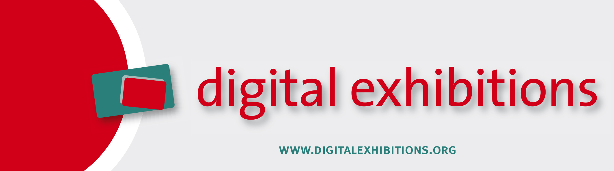 Digital Exhbitions Working Group Bookmark